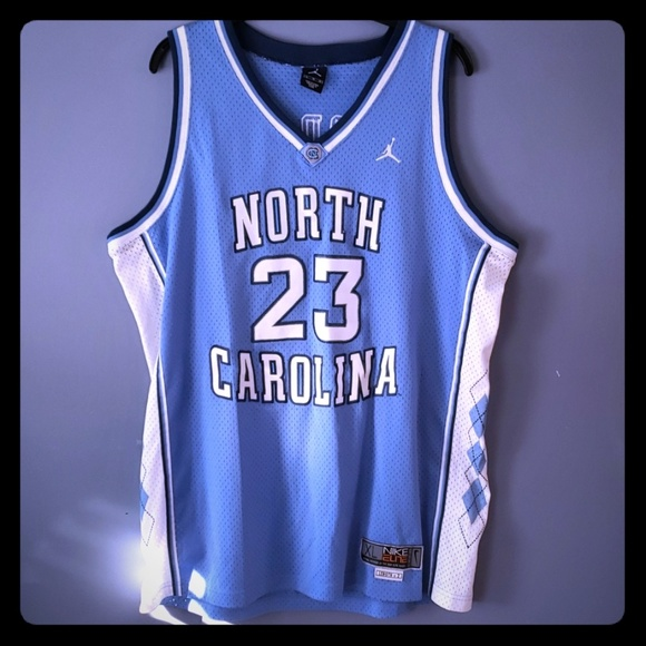 finest selection 2654b 2932d Michael Jordan Nike College jersey